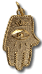 The Magical Eye Amulet